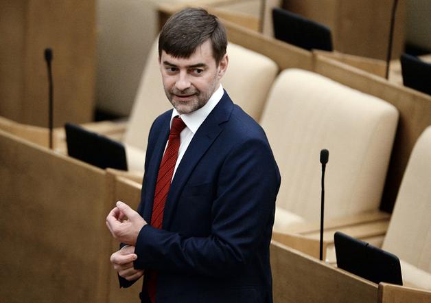 В Кремле отказались назначать Железняка куратором парламента