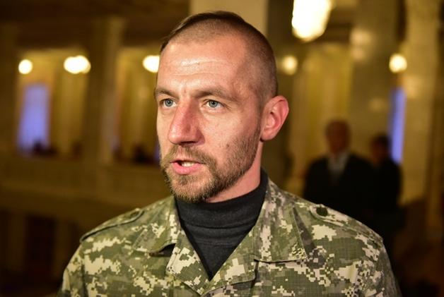 Козак Гаврилюк в Верховной Раде избил журналиста