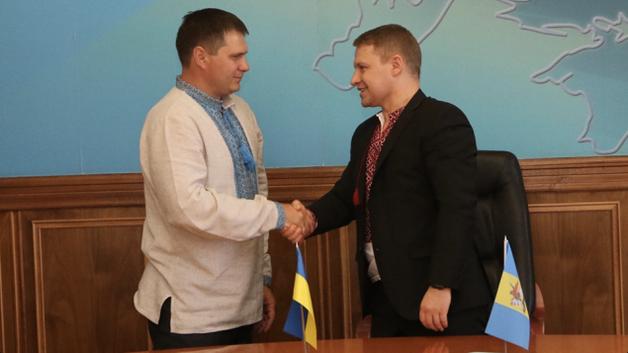 Социальной защитой Киевщины займется облитый фекалиями чиновник из Запорожья
