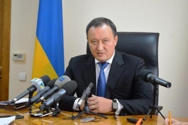 Запорожский губернатор написал заявление об отставке из СБУ, чтобы снять вопросы о декларации