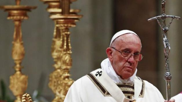 Украинского посла вызвали на ковер в Ватикан из-за антицерковных законов