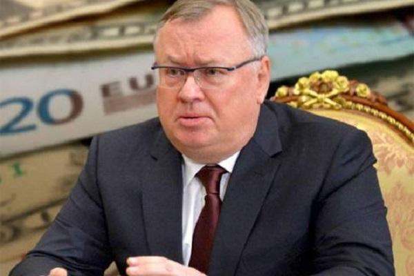 Как глава ВТБ Андрей Костин оказался любителем дорогостоящей всячины