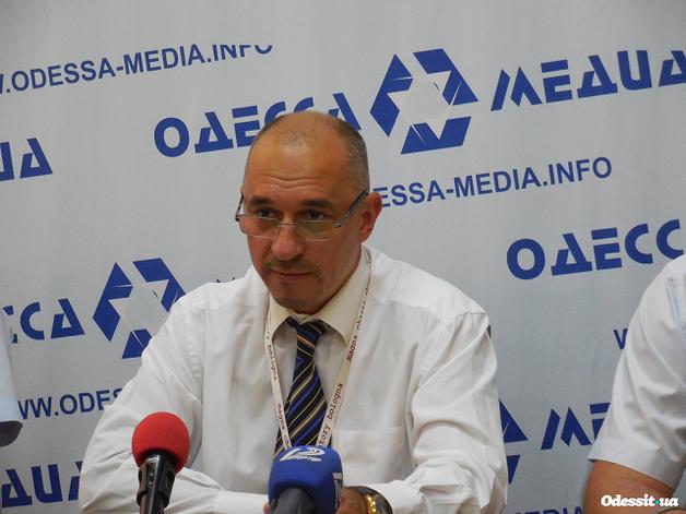 Ректор Одесской академии финансирует сепаратизм
