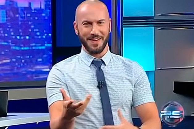«Мы не будем Россией». Грузинский телеведущий Габуния объяснил брань в адрес Путина