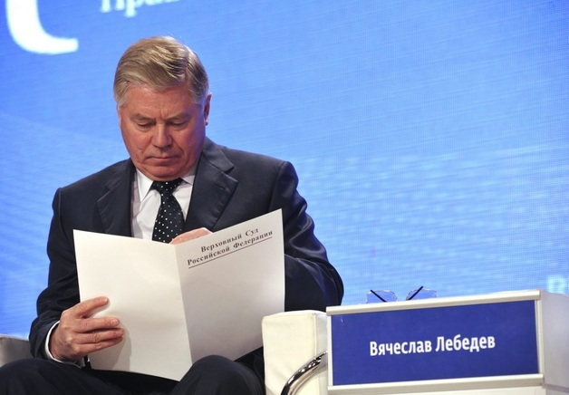 Московская судья ночью выносила решение против зама Вячеслава Лебедева