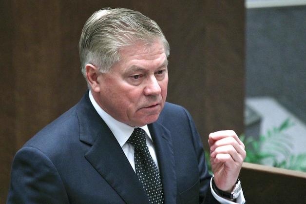 Председатель Верховного суда РФ отчитался о падении доходов