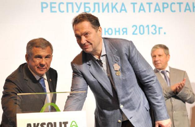 Бизнесмен Александр Забарский ведет двойную игру со Сбербанком