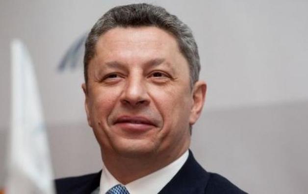Нардеп Юрий Бойко купил своей богатой жене кулон за четверть миллиона