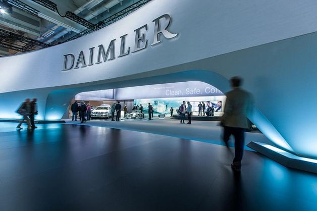 В Германии прошли обыски в автоконцерне Daimler в связи с «дизельным скандалом»