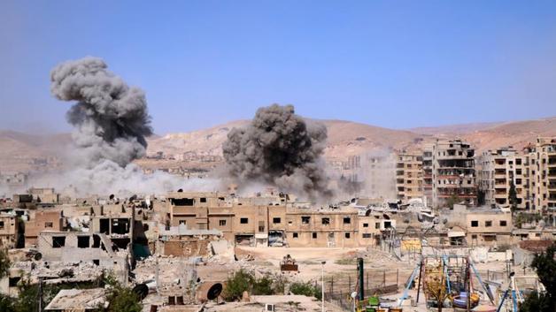 Турция понесла первые потери в боях в Сирии