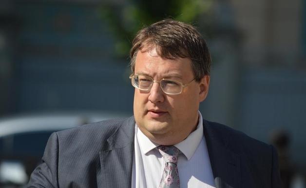 Геращенко задекларировал «драгоценного» тестя и теперь ездит на новом авто