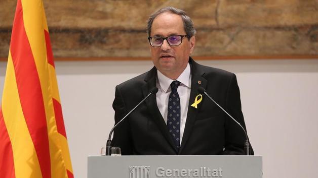 Лидер Каталонии призвал провести новый референдум о независимости