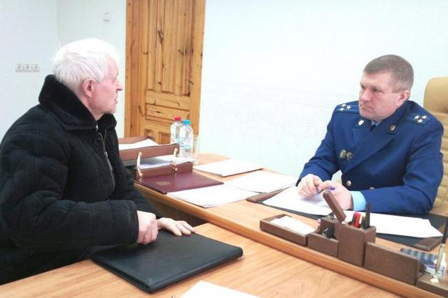 Управление Генпрокуратуры в СКФО возглавил новый руководитель