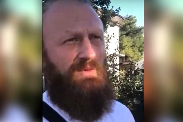 Задержанного с мешком тротила Дымовского арестовали