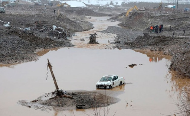 Поиски в Красноярском крае приостановлены. Семь человек найдены живыми