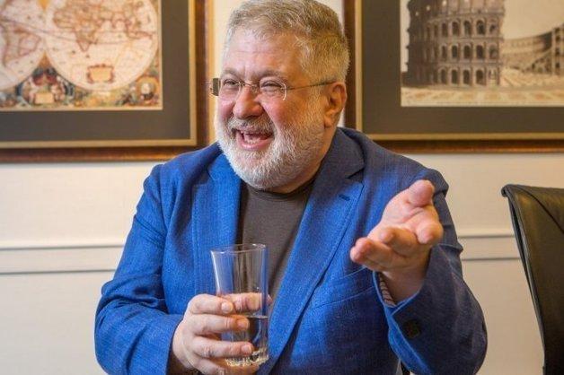 Коломойский назвал министра экономики дебилом, а министра культуры - подонком