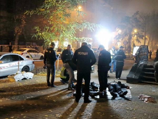 В центре Киева прогремел взрыв, погиб ветеран АТО: все подробности, фото и видео происшествия