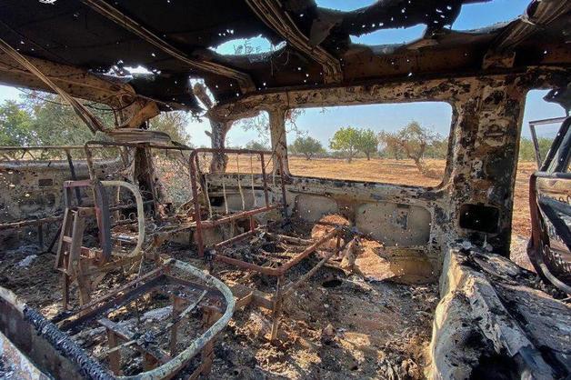 Появились кадры с места вероятной ликвидации главаря ИГИЛ и детали операции