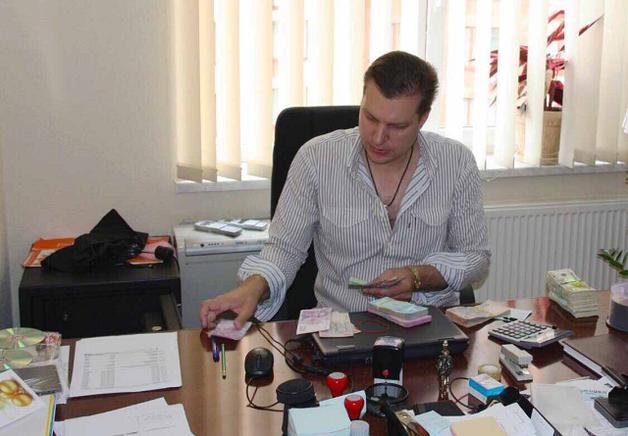 Михаил Соколов-аферист со стажем или портовый воришка из Одессы