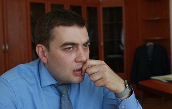Максим Мартинюк «кришує» земельну мафію в Україні