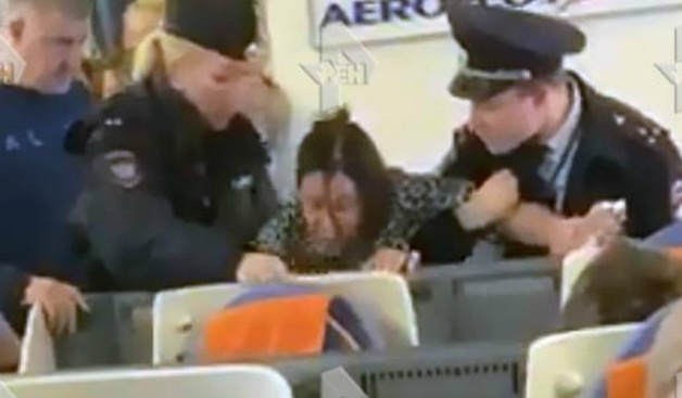 В крови устроившей авиадебош актрисы Вележевой выявили алкоголь