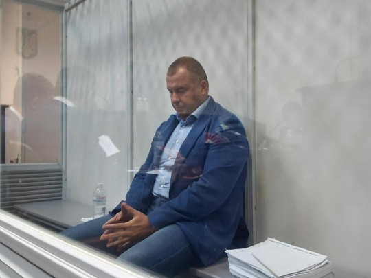 Арест Гладковского: прокурорам не удалось увеличить сумму залога до 100 млн гривен