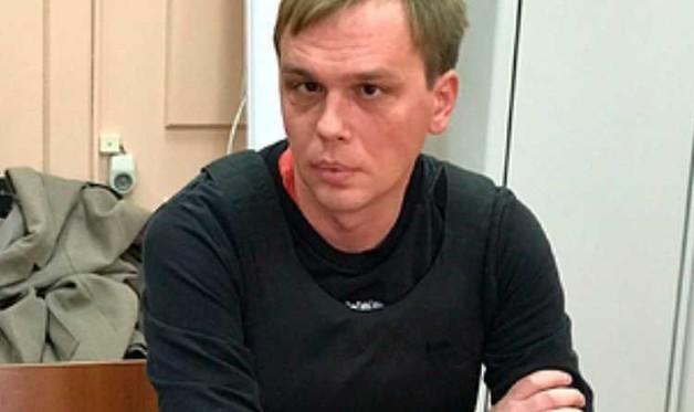 Голунов пришел в суд в бронежилете