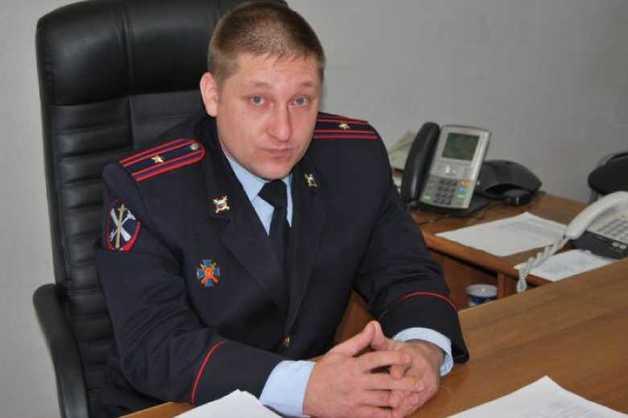 Начальника городской полиции задержали пьяным за рулем