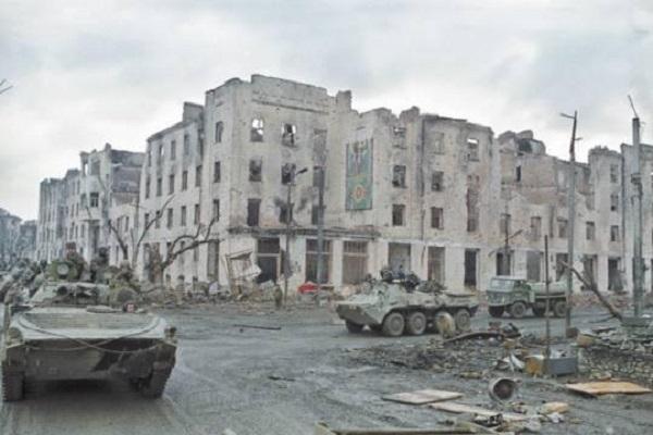 """""""Предотвратить войну в Чечне можно было просто"""""""