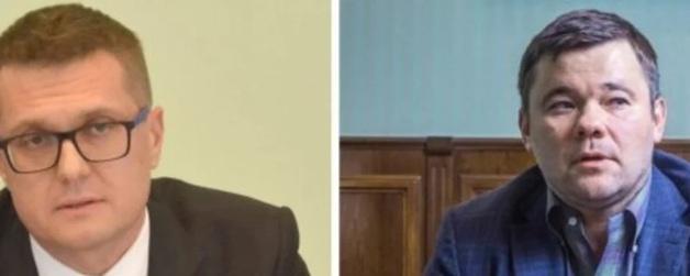 Богдан уйдет в отставку: глава СБУ Баканов приготовил на него серьезный компромат