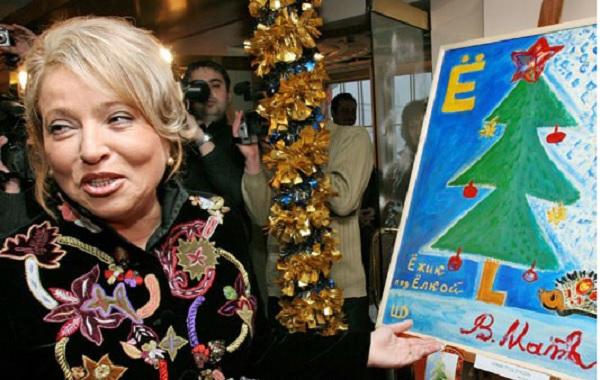 Семья Валентины Матвиенко получила 250 млн на новогодние гирлянды
