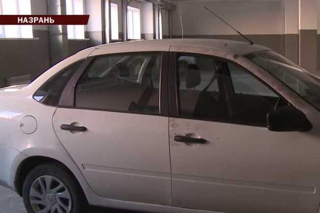 В Ингушетии угонщик вернул автомобиль, принадлежащий интернату для детей-инвалидов