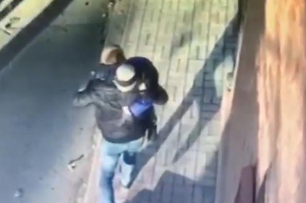 Похищение сына топ-менеджера «Газпрома» попало на видео