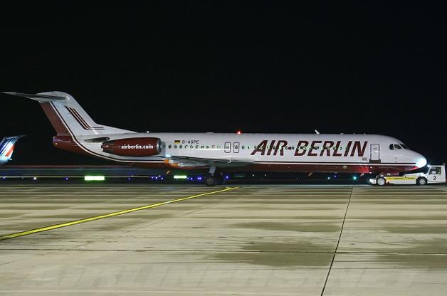 Дыра в самолете Air Berlin возмутила пассажиров