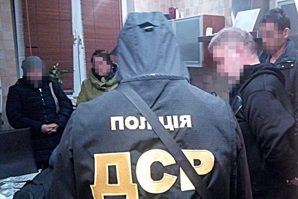 Бывшие правоохранители влились в банду киевских «коллекторов»