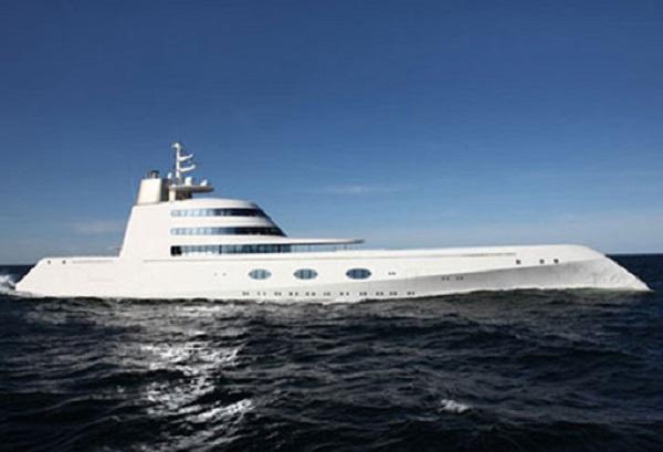 Андрей Мельниченко лишится яхт за поддержку ЛДНР