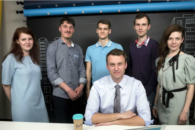 ФБК Навального подал в суд на президента Путина
