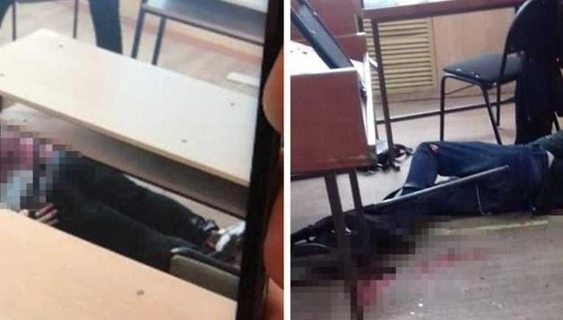 У студента-стрелка из Благовещенска до бойни была выявлена склонность к суициду