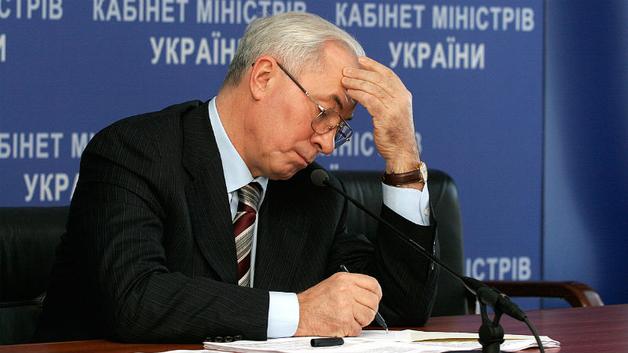 У Азарова нашли секретный чемодан «Буран 3» с глушилкой аудизаписи