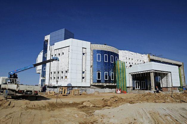 Строители космодрома «Восточный» начали забастовку из-за невыплаты зарплаты