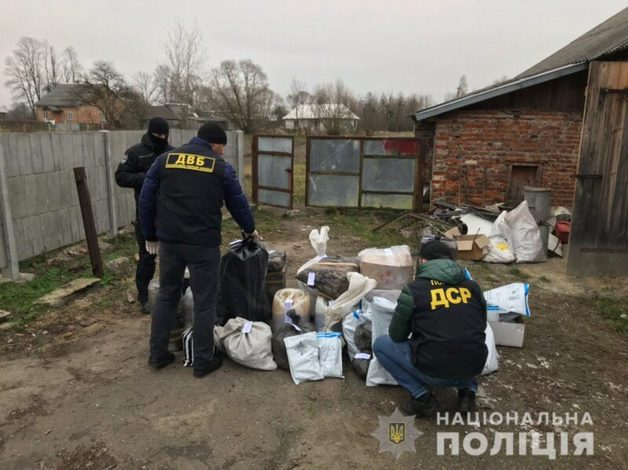 Львовские наркобароны. Крупный наркосиндикат «Escobar» возглавлял сельский депутат