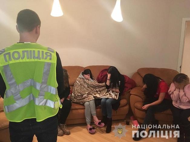 Экс-милиционер организовал в Киеве сеть борделей под видом массажных салонов