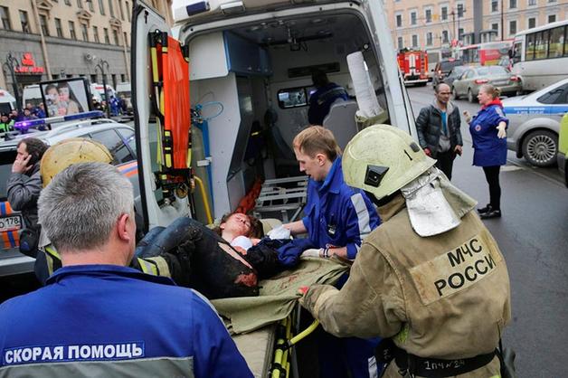 Халатность сотрудников метрополитена привела к теракту в Петербурге