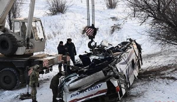 Установлены личности всех погибших в ДТП в Забайкалье