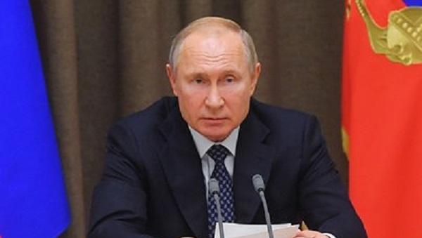 Путин заявил об угрозе России из-за действий НАТО