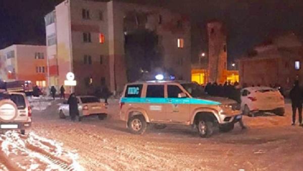 Число пострадавших от взрыва газа в российском доме возросло