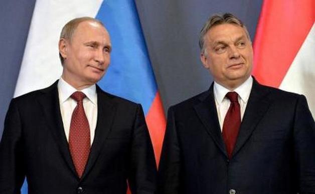 Правящая венгерская верхушка создает альянс с Москвой для «защиты нацменьшинств» от украинцев