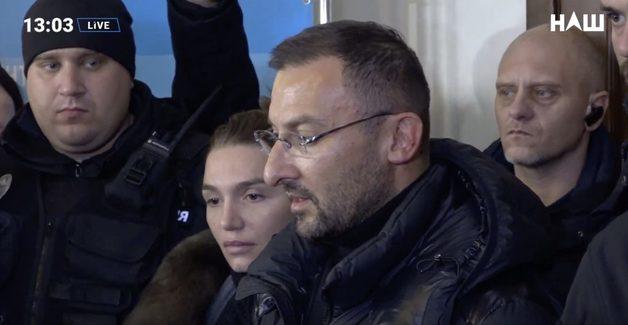 Соболев назвал причастных к заказу своего убийства, среди них есть судьи и Грановский