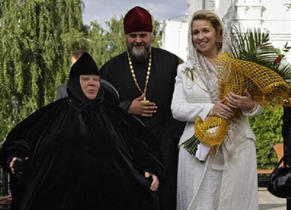 Личный борт для Светланы Медведевой