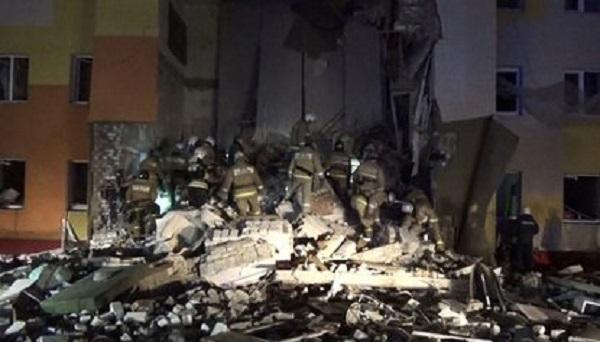 Названа причина взрыва газа в доме в Белгородской области